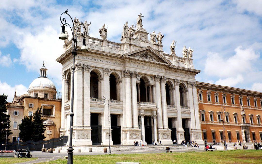 Katedra Laterańska – Schody Święte
