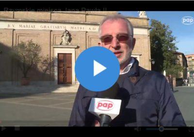 Rzymskie miejsca Jana Pawła II