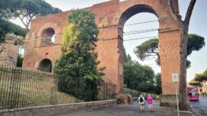 Rzym - akwedukt Nerona