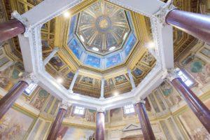 Rzym zabytki - Baptysterium Katedry Laterańskiej