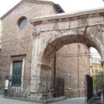 Rzym - Łuk cesarza Galiena