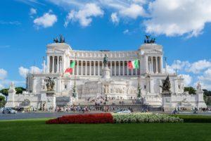 Rzym - Ołtarz Ojczyzny (Altare della Patria)