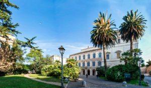 Rzym zabytki - Pałac Barberini