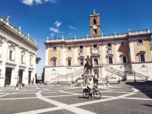 Rzym - plac Kapitoliński