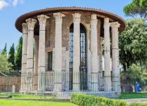 Rzym - świątynia Herkulesa Zwycięskiego