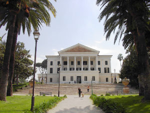 Rzym - Villa Torlonia - Casino Nobile