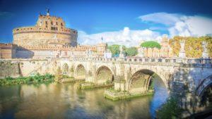 Rzym - Zamek Anioła